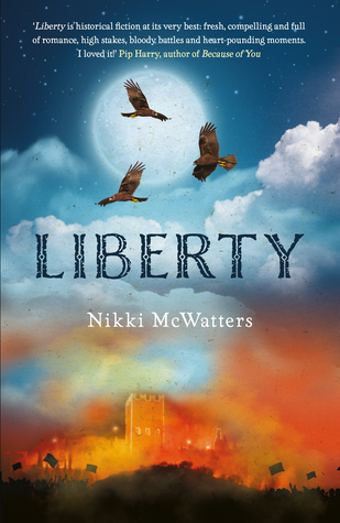 Liberty by Nikki McWatters
