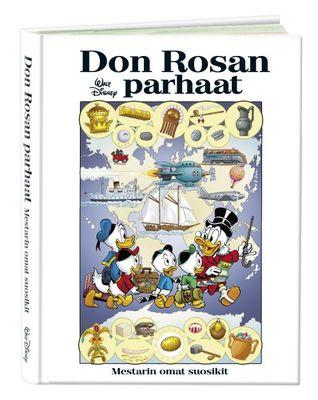 Don Rosan parhaat - mestarin omat suosikit