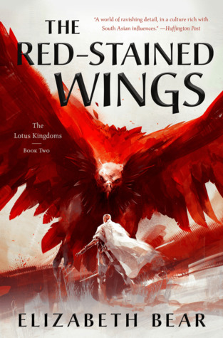 The Red-Stained Wings (Lotus Kingdoms, #2)
