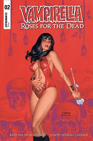 Vampirella: Roses For The Dead #2 (Vampirella: Roses For Dead)