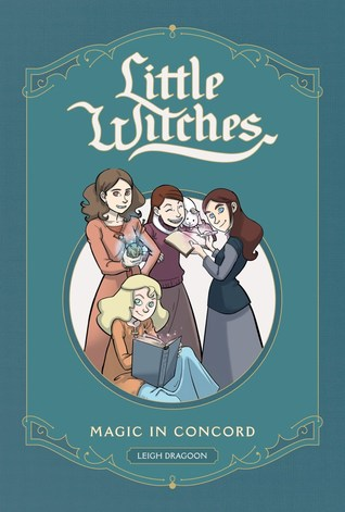 Little Witches by Leigh Dragoon