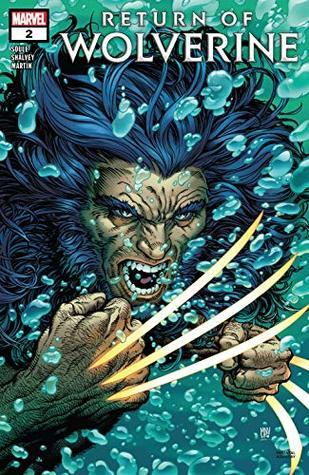 Return Of Wolverine (2018-) #2
