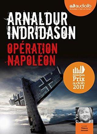 Operation Napoleon: Livre Audio 1 CD MP3