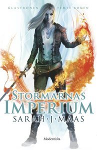 Stormarnas imperium (Throne of Glass, #5)