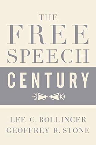 The Free Speech Century book cover
