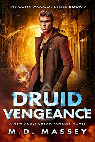 Druid Vengeance (Colin McCool #7)