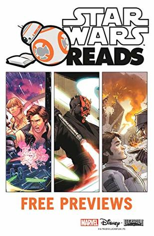 Star Wars Reads 2018 Free Previews (Marvel Previews)