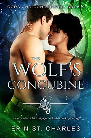 The Wolf's Concubine (Gods and Concubines, #2)