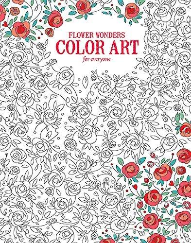 Flower Wonders Color Art for Everyone