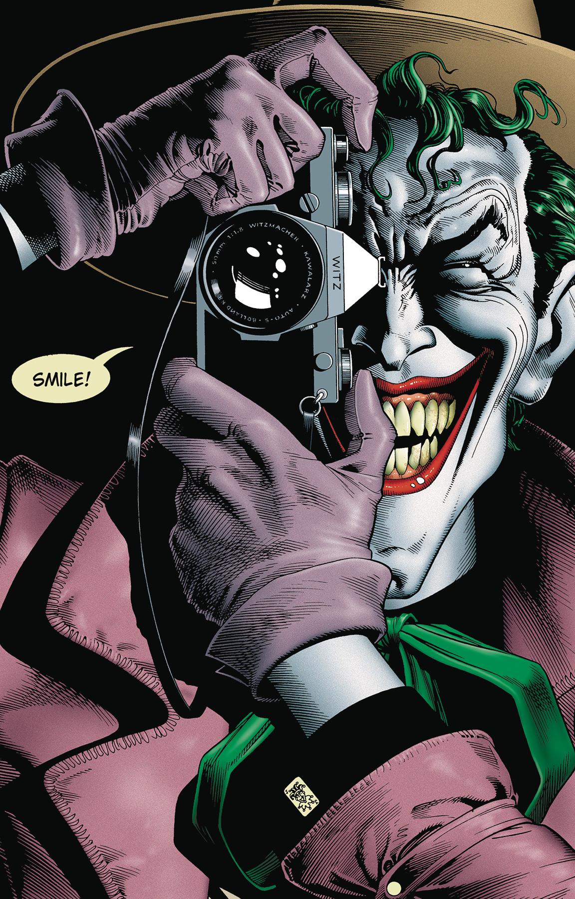 Absolute Batman: The Killing Joke (30th Anniversary Edition)