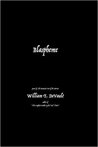 Blaspheme: Poetry