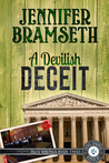 A Devilish Deceit (Devil Springs Cozy Mysteries Book 3)