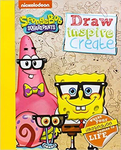Spongebob Squarepants: Draw Inspire Create