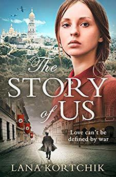 The Story of Us: The sweeping historical debut of 2018 that you will never forget