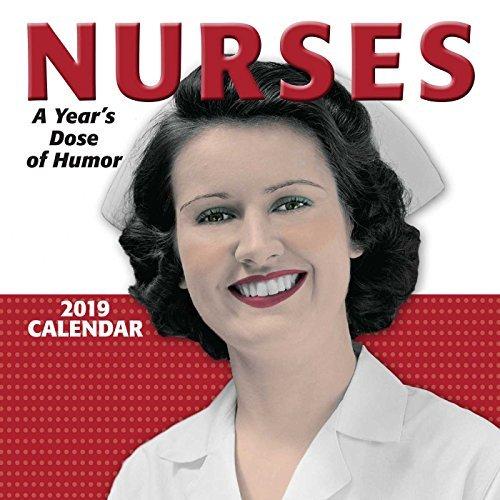 Nurses 2019 Wall Calendar