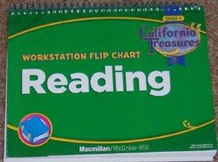 Workstation Flip Chart: Reading (California Treasures, Grade 4)