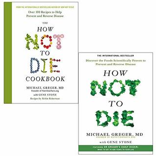 How not to die cookbook[hardcover], how not to die 2 collection books set