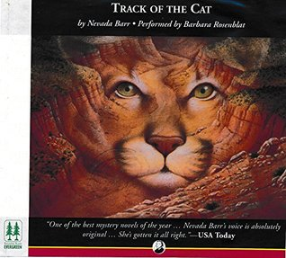 Track of the Cat by Nevada Barr Unabridged CD Audiobook