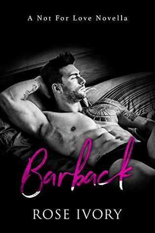 Barback (Not For Love #1)