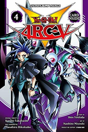 Yu-Gi-Oh! Arc-V, Vol. 4: Immortal Beings!!