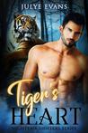 Tiger's Heart: Nightfair Shifters A BWWM Romance
