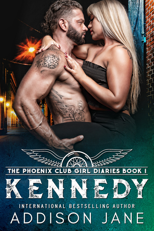 Kennedy (The Phoenix Club Girl Diaries 1)
