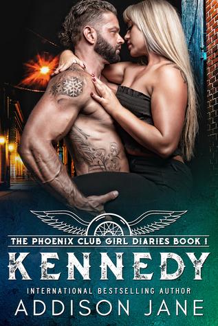 Kennedy (The Phoenix Club Girl Diaries 1)