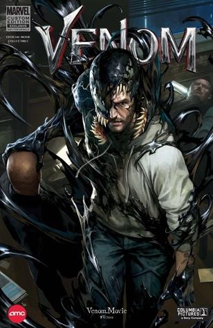 Custom Sony Pictures 2018 Venom English Comic #1