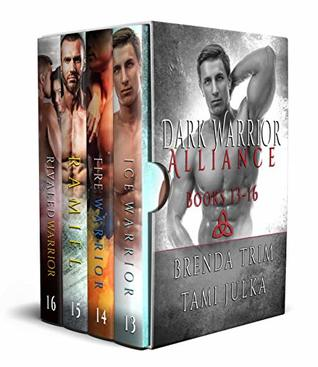 Dark Warrior Alliance Boxset Books 13-16
