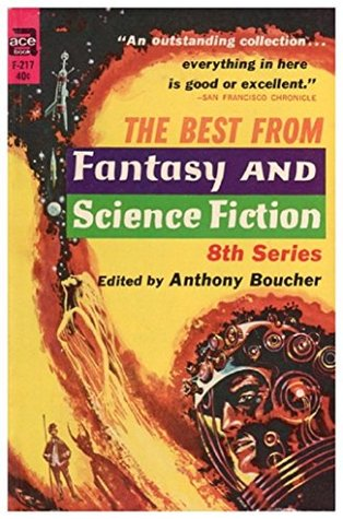 The Best from Fantasy and Science Fiction, Eighth (8th) Series