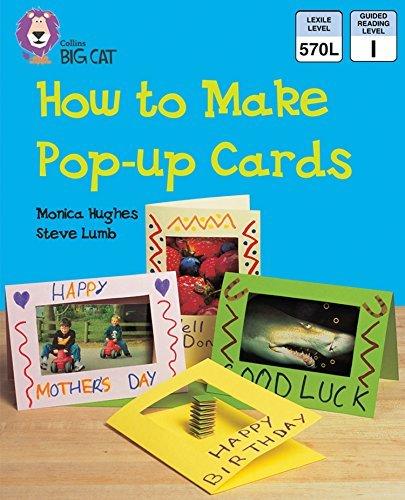 How to Make a Pop-up Card: Band 06/Orange