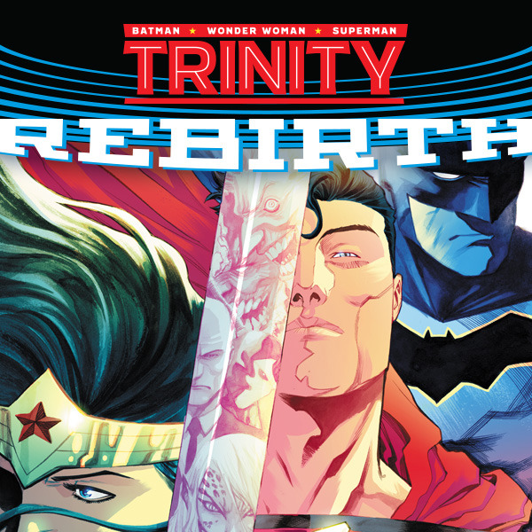 Trinity (2016-) (Collections) (3 Book Series)