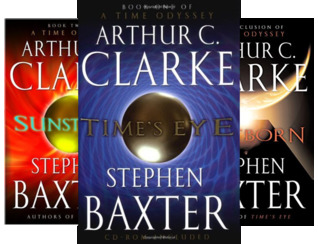 Time Odyssey (3 Book Series)