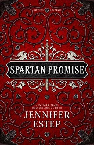 Spartan Promise (Mythos Academy: Colorado, #2)