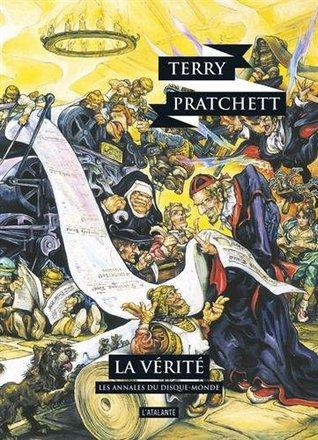 Les annales du Disque-Monde, Tome 25 : La vérité