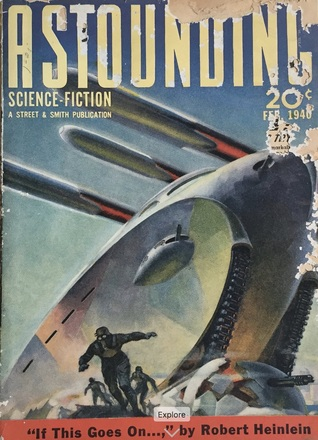Astounding Science Fiction, February 1940