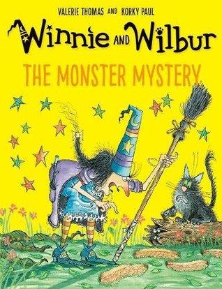Winnie and Wilbur: The Monster Mystery (Winnie & Wilbur)