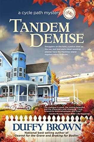 Tandem Demise (A Cycle Path Mystery, #3)