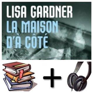 La Maison d'a cote Audiobook PACK [Book + 1 CD MP3]