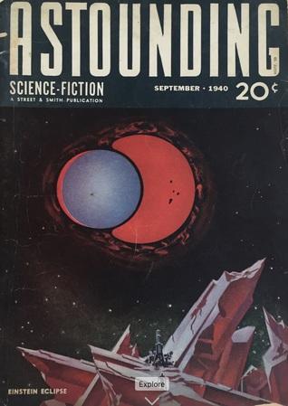Astounding Science Fiction, September 1940