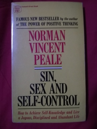 Sin, Sex and Self-Control