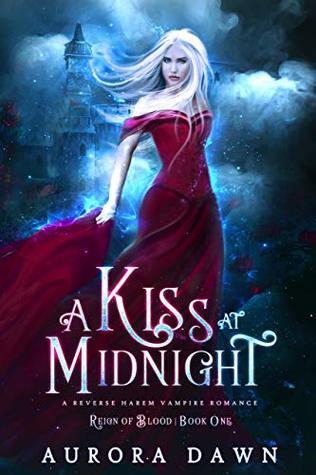 A Kiss at Midnight: A Vampire Paranormal Romance by Aurora Dawn
