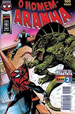 Homem-Aranha 1ª Série - n° 183