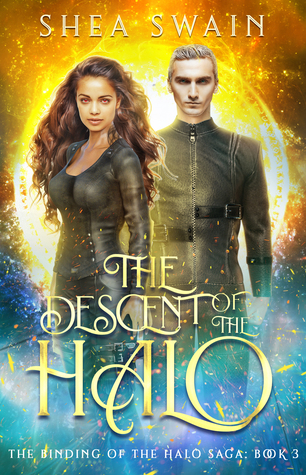 The Descent of the Halo (The Binding of the Halo #3)
