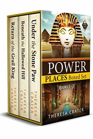 Power Places Series Box Set: Books 1-3