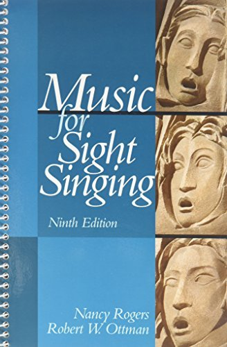MUSIC FOR SIGHT SINGING&STUDYING RHYTHM PKG (9th Edition)