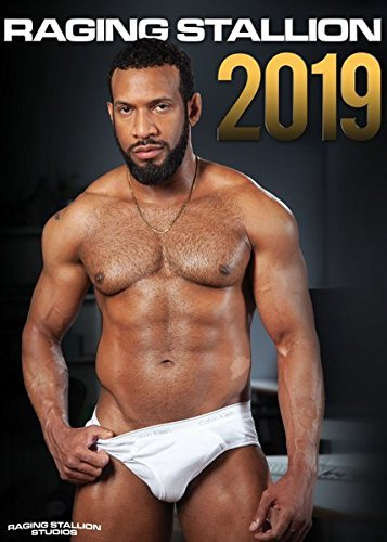 Raging Stallion 2019 Calendar