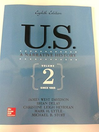 U.S.NARRATIVE HISTORY,V.2