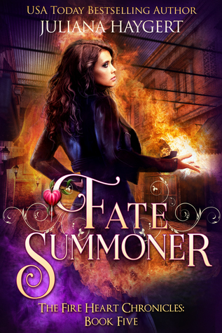 Fate Summoner (The Fire Heart Chronicles, #5)