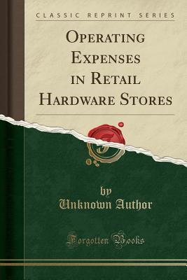 Operating Expenses in Retail Hardware Stores
